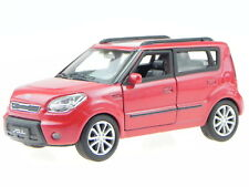 Kia Soul red diecast modelcar 43626 Welly 1:34