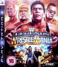 Wrestling Sony PlayStation 3 Video Games