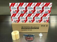 Lexus/Toyota Oil Filters Case Of 10 04152-Yzza1
