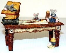 "Boyds Bears ""Noah'S Genius At Work Table"" ~ (1998) ~ #2429"