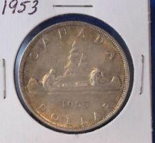 1953 Canada FWL Silver Dollar Canadian B2826