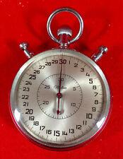 """Cronometro CABRA SLAVA cccp - Rattrappante - """"Mint Condition"""" Rare Vintage Watch"""