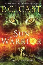 Cast P. C.-Sun Warrior  BOOK NEW
