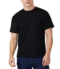 Mens Bamboo Cotton T-Shirts Summer Soft Casual Short Sleeve Crewneck Tee Tops