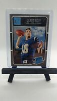 Jared Goff Rated Rookie RC #372 Rams 2016 Donruss Football Panini