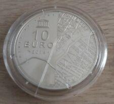 Pièce de 10 euros, FRANCE, 2014, Rives de Seine, sous capsule