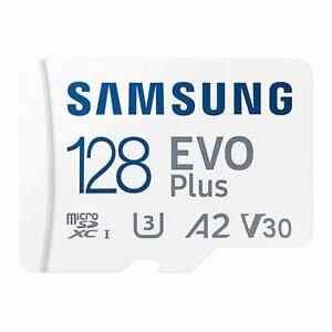 Samsung Evo Plus Micro-SD Memory Card UHS-1 MicroSD MicroSDXC A2 V30 NEW VERSION