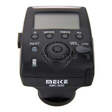 MeiKe MK-300 E-TTL TTL On-camera Speedlite Flash Light for Canon 5D Mark US X7D1