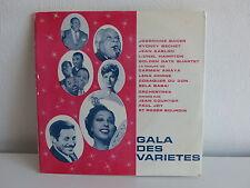 JOSEPHINE BAKER / BECHET / SABLON / LENA HORNE / BELA BABAI Gala des varietes