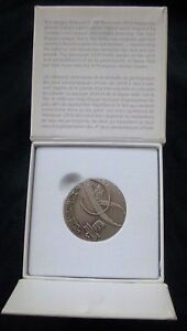 Orig.participant medal  X.Winter Paralympics VANCOUVER 2010 / in Box  //  RARITY