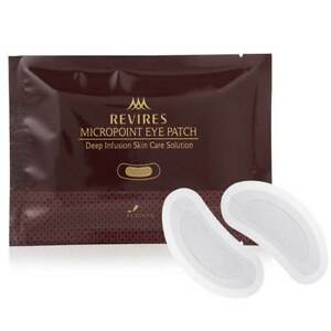 REVIRES Micro point Eye Patch / Hyaluronic Acid treatment sheet mask(1Pair)