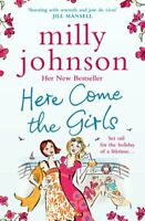 Here Come the Girls by Johnson, Milly Paperback Book The Cheap Fast Free Post
