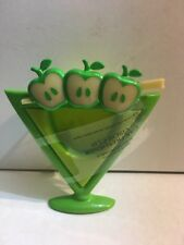 Bath And Body Works Green Apple Martini Scentportable Freshener Case Visor Clip
