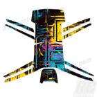 Protective Vinyl Skin Decal for Parrot Bebop Quadcopter Drone wrap Blocks