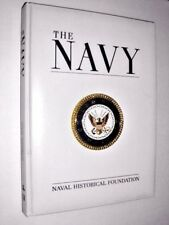 THE NAVY  -  oversize book