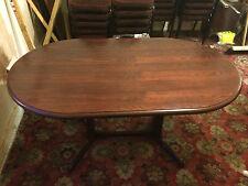 Retro 1960's Dining Table Mahagony Length - 150cm, width - 92cm, height - 75cm