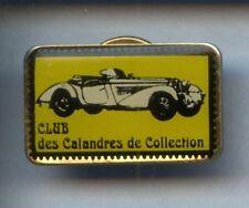 RARE PINS PIN'S .. AUTO CAR CLUB CALANDRES MERCEDES BUGATTI  ¤2S
