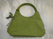 New Kipling HB6429-301 Bagsational Shoulder Tote - Dazzling Moss Green