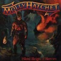 Molly Hatchet Silent reign of heroes (1998) [CD]
