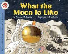 Kids paperback:Let's-Read-And-Find-Out Science 2: What the Moon Is Like-science
