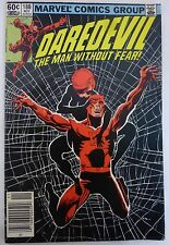 Marvel Daredevil The Man Without Fear Vol. 1 #188 (1982) Black Widow Fine Fn 6.5