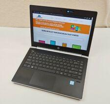 """HP ProBook 430 G5 i5-8350U 1.70GHz 8GB RAM 256GB SSD 13.3"""" FHD Win 10P"""