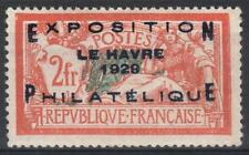 """FRANCE STAMP TIMBRE N° 257 A """" MERSON EXPOSITION HAVRE 1929 """" NEUF x TTB  M149"""