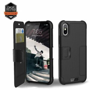 Case Urban Armor Gear Metropolis Folio UAG for Apple iPhone XS MAX - BLACK