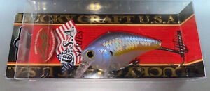 Lucky Craft Fat CB B.D.S. 2 Floating MSGH Chartreuse Shad