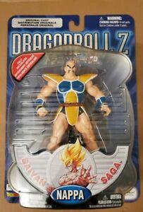 Dragonballz action figure - nappa Saiyan Saga irwin toy brand new cib