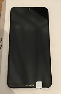 Genuine Huawei Y7 2019 LCD Display Screen Digitizer Touch Original Battery Frame