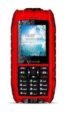 Crosscall SHARK-V2 red Outdoor Handy mit Dual-Sim, Wasserdicht, Widerstandsfähig
