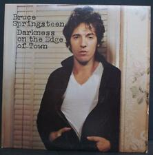 BRUCE SPRINGSTEEN - DARKNESS ON THE EDGE OF TOWN - ROCK VINYL LP
