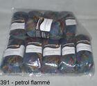 (49,90€/kg) 500 gr CATANIA FLAMME von Schachenmayr 100% Baumwolle Sonderpreis