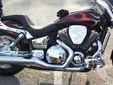05-08 VTX 1800 C Honda VTX1800C C&C Motorcycle Seats VTX-1800 C W/Custom Design