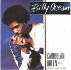 "BILLY OCEAN Caribbean Queen PIC SLEEVE 7"" 45 rpm vinyl record NEW + juke strip"