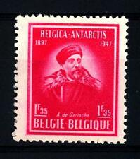 """BELGIUM - BELGIO - 1947 - Cinquantenario della spedizione antartica """"Belgica"""""""