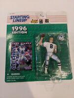 1996 NFL Football Starting Lineup Troy Aikman Dallas Cowboys