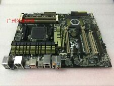 ASUS SABERTOOTH 990FX Desktop Motherboard AM3+, AMD 990FX DDR3 ATX USB3.0 Tested