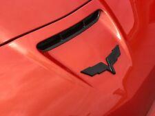 Corvette C6 Z06 ZO6 ZR1 GS Carbon Fiber HydroGraphics Front Bumper Nose Grille