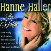 Ihre Größten Erfolge von Haller,Hanne | CD | Zustand gut