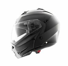 Motorcycle Caberg Duke Legend Helmet - Black White UK 8002391026241 Men/uni S T