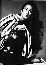 VOGUE-CHER-JUNE 1974-HELMUT NEWTON-LAUREN HUTTON-ANITA LOOS-CARLY SIMON-AVEDON