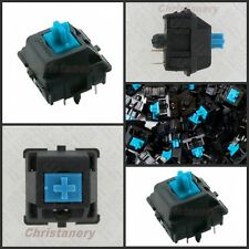 5X Cherry MX Series Mechanical Keyboard BLUE Switch for Replacement Free Ship
