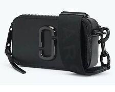 Marc Jacobs Snapshot Small Camera Bag DTM Black/Logo  Crossbody