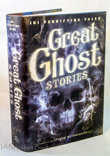 Great Ghost Stories Paranormal Spooky Horror Scary Short Story Collection About