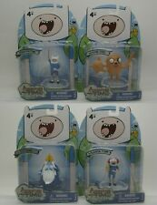 4pcs JAZWARES Adventure Time NEW action figure toy jake finn ice king A66U