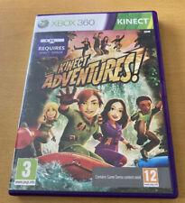 Kinect Adventures (Microsoft Xbox 360, 2010) Spiel 12+ Kinder Family Fun 20+ Spiele