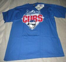 Daytona Cubs Minor League Baseball Team New T-shirt XL