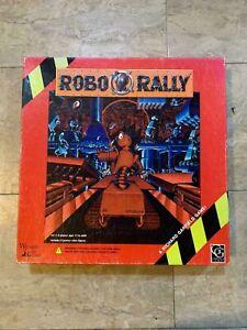 Robo Rally Board Game | 1994 Wizards | Richard Garfield | UNPLAYED 1st Ed NIB